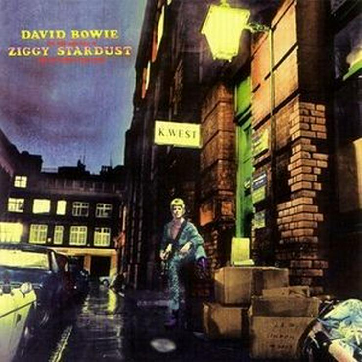 Bowie , David - The Rise And Fall Of ...