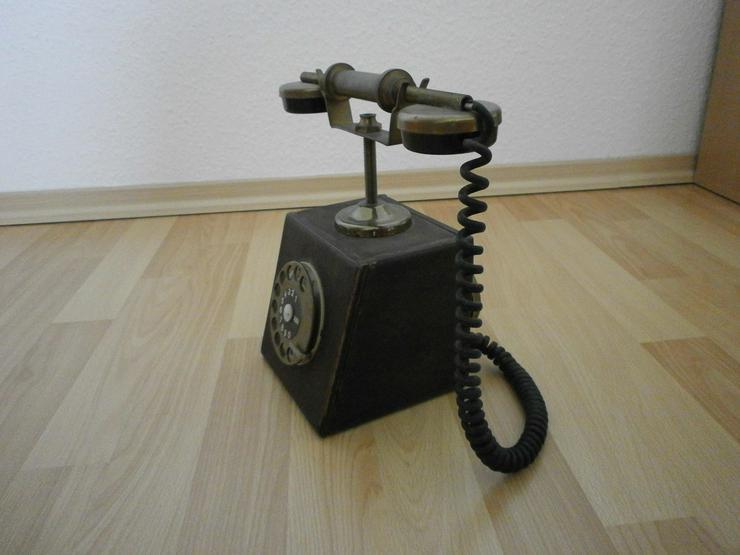 Bild 2: Telefon in eigenbau