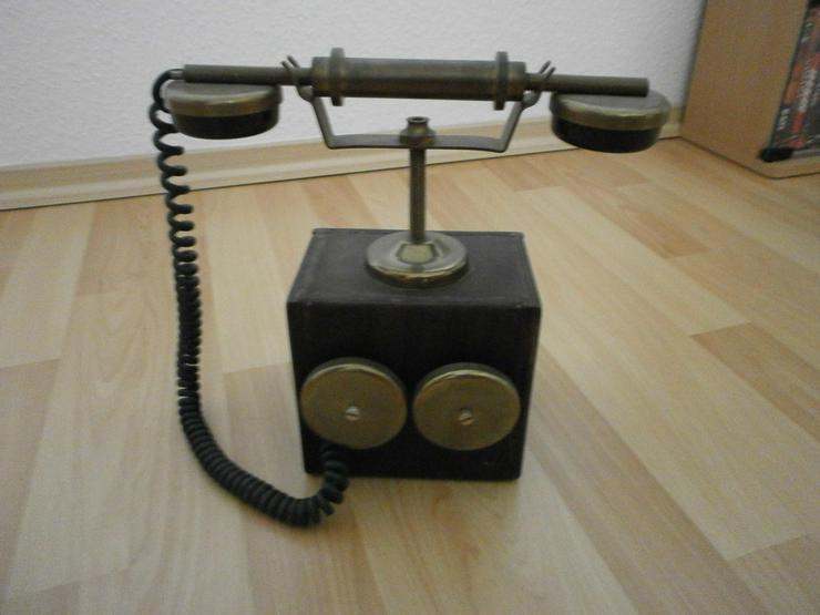 Bild 3: Telefon in eigenbau