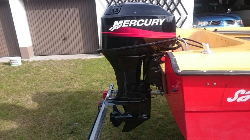Außenbordmotor Mercury 40PS E-Start Außenborder