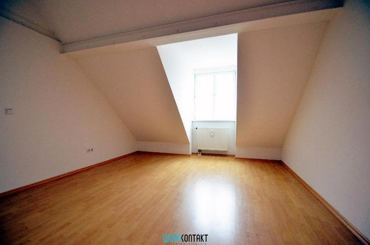 Bild 5: Tolle 2-Zi.-DG-Wohnung mit Balkon im schönen Gohlis **