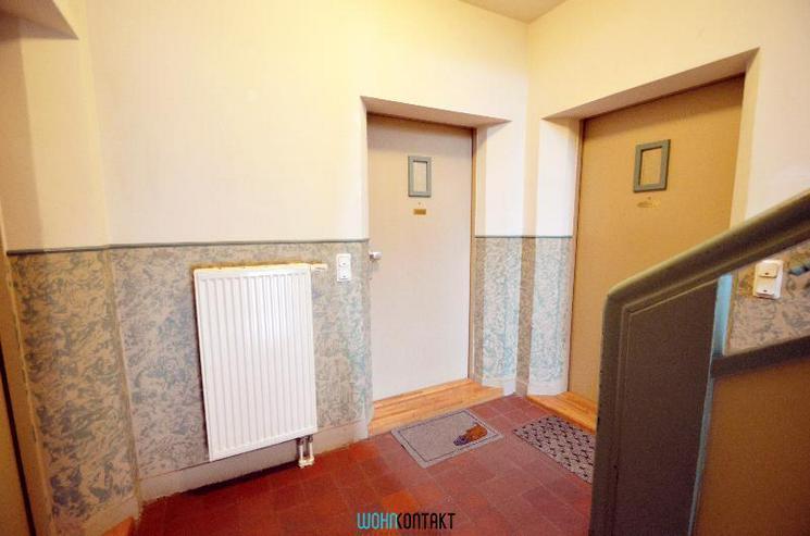 Bild 2: Tolle 2-Zi.-DG-Wohnung mit Balkon im schönen Gohlis **