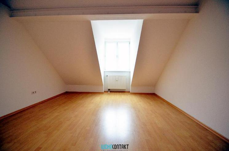 Bild 4: Tolle 2-Zi.-DG-Wohnung mit Balkon im schönen Gohlis **