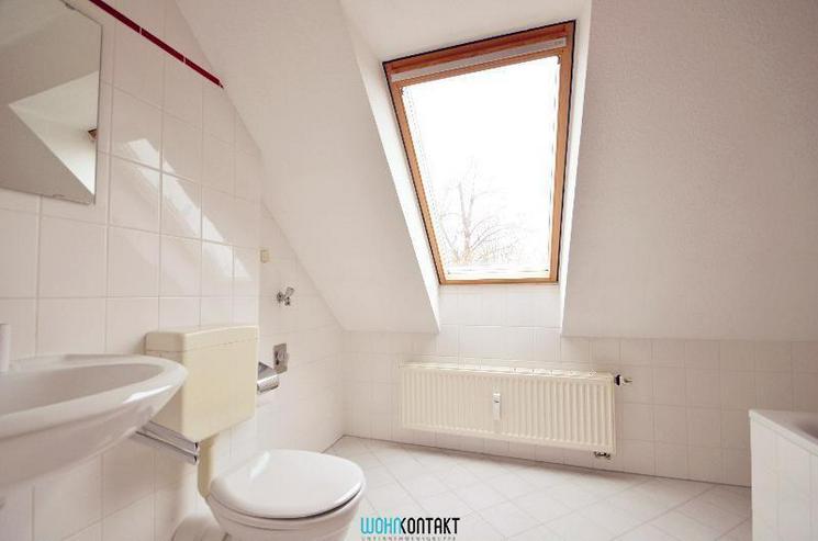 Bild 6: Tolle 2-Zi.-DG-Wohnung mit Balkon im schönen Gohlis **