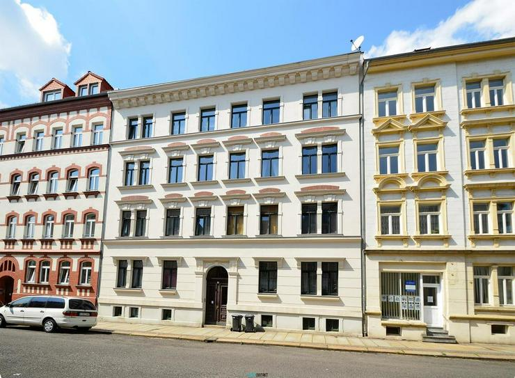 Schmucke 2-Zi.-Wohnung * Tolle Lage in Gohlis * Balkon/ASR/Parkett/Wannenbad - Wohnung mieten - Bild 1