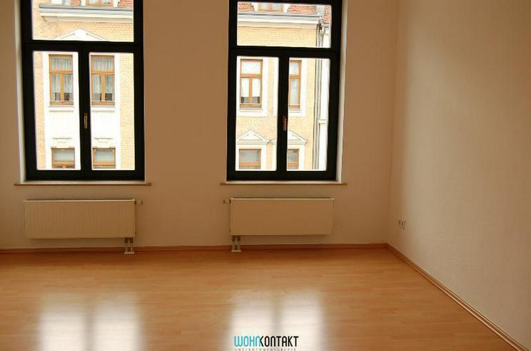 Bild 4: Schmucke 2-Zi.-Wohnung * Tolle Lage in Gohlis * Balkon/ASR/Parkett/Wannenbad