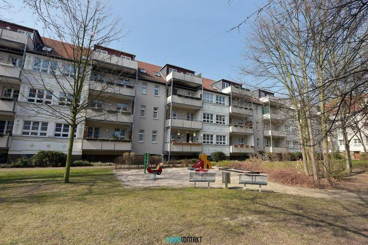 Bild 2: * Schmucke 3-Raumwohnung mit Balkon in Gohlis **