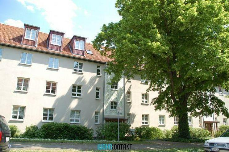 Bild 3: * Schmucke 3-Raumwohnung mit Balkon in Gohlis **