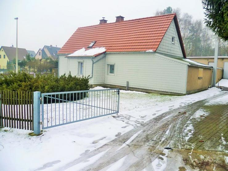 WIR SUCHEN EIN HAUS MIT GRUNDSTÜCK NÄHE DRESDEN - Haus kaufen - Bild 1
