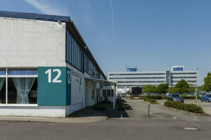 Bild 5: SICHTGESCHÜTZTE, TROCKENE & FLEXIBLE LAGERFLÄCHE AB 40 EUR/MONAT & AB 1 MONAT