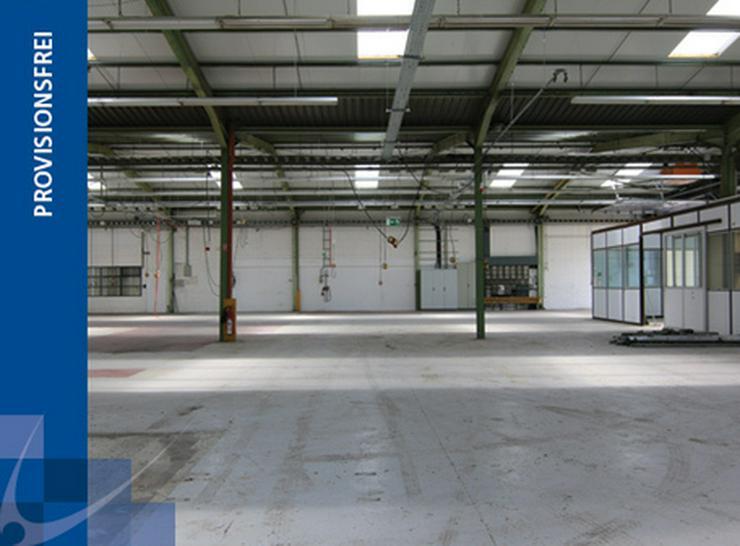 BIS 1500 m² PRODUKTIONS- UND LAGERFLÄCHEN AB 1,99 EUR/m²* IDEAL FÜR KURZZEITLÖSUNGEN - Gewerbeimmobilie mieten - Bild 1