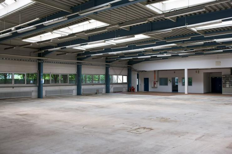 Bild 3: EBENERDIGE LAGERFLÄCHEN MIT BÜROS UND ROLLTOR AB 7,55 EUR/m²
