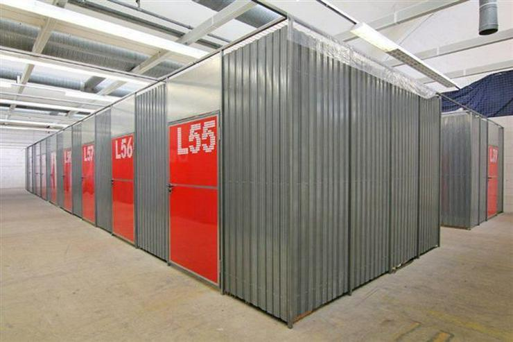 Bild 6: LAGERFLÄCHE MIT RAMPE IM ERDGESCHOSS + HEIZUNG & BELEUCHTUNG AB 4,20 EUR/m²