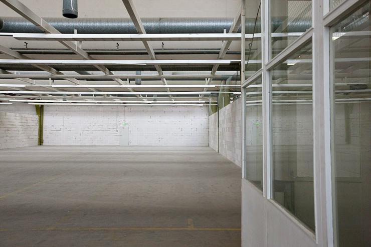 Bild 3: LAGERFLÄCHE MIT RAMPE IM ERDGESCHOSS + HEIZUNG & BELEUCHTUNG AB 4,20 EUR/m²