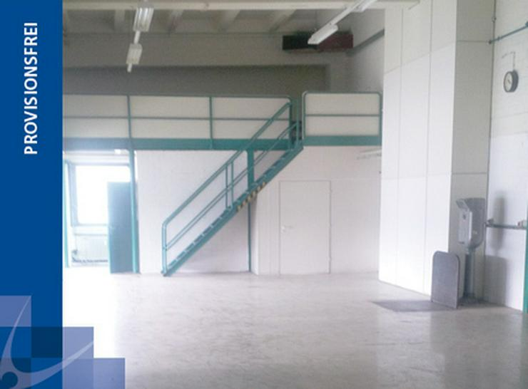 ANGEBOT APRIL - HELLE PRODUKTIONSRÄUME MIT KLEINEM BÜRO AB 4,22 EUR/m² - Bild 1