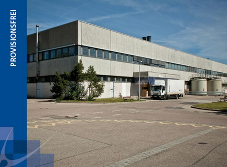 +++ PRODUKTIONSFLÄCHEN MIT STARKSTROM UND TEEKÜCHE AB 5,50 EUR/m² +++ - Gewerbeimmobilie mieten - Bild 1