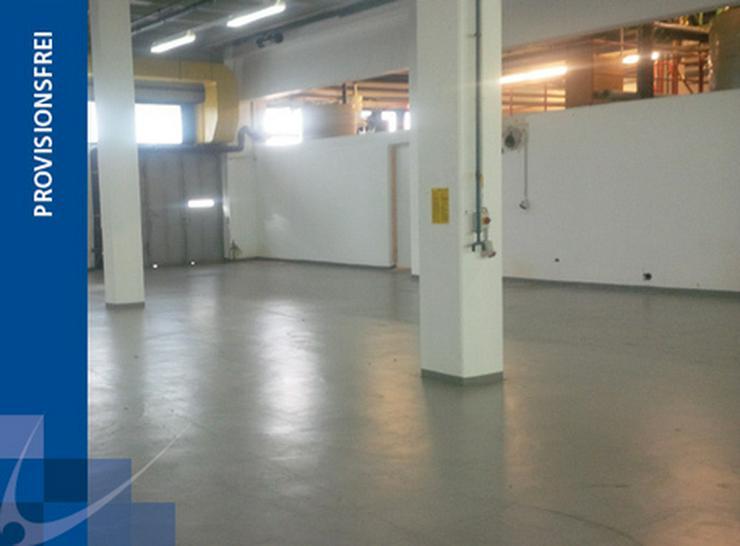 PRAKTISCHER EBENERDIGER LAGERRAUM MIT TOR UND HEIZUNG AB 4,40 EUR/m² - Gewerbeimmobilie mieten - Bild 1