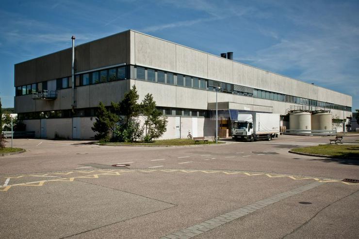 Bild 3: PRAKTISCHER EBENERDIGER LAGERRAUM MIT TOR UND HEIZUNG AB 4,40 EUR/m²