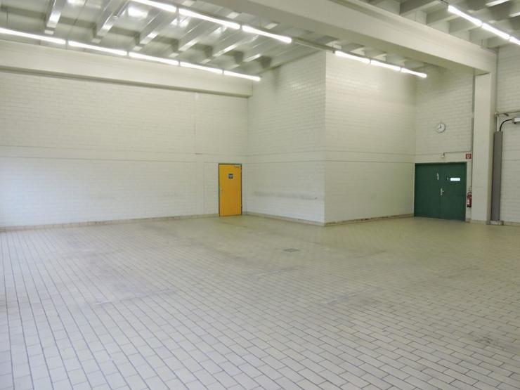 Bild 4: PRAKTISCHER EBENERDIGER LAGERRAUM MIT TOR UND HEIZUNG AB 4,40 EUR/m²