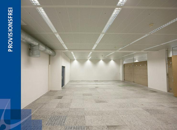LAGERFLÄCHE MIT LASTENAUFZUG & DOPPELBODEN AB 5,75 EUR/m² - Gewerbeimmobilie mieten - Bild 1