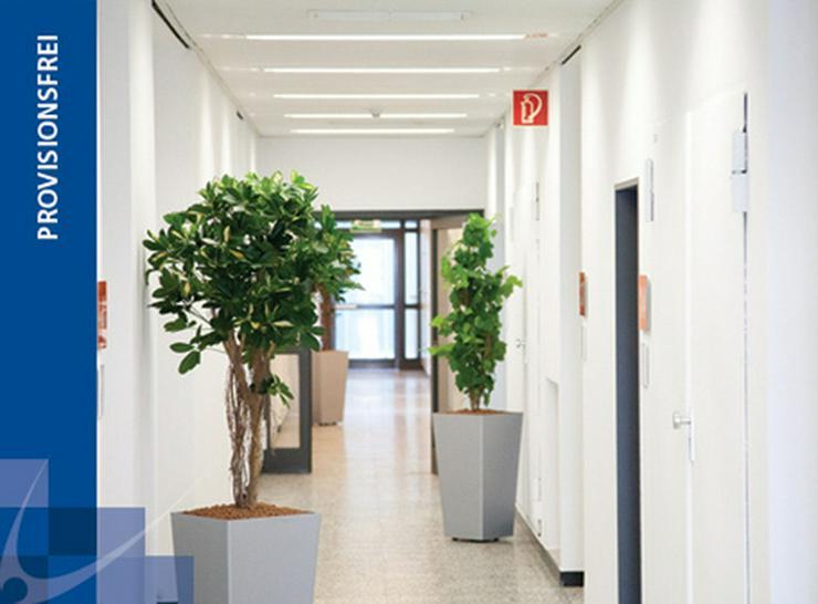 GESCHLOSSENE BÜROETAGE MIT 14 BÜRORÄUMEN UND TEEKÜCHE AB 5,00 EUR/m²
