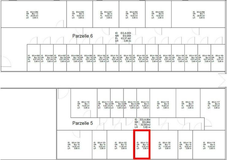 Bild 12: CLEVERE & GÜNSTIGE LAGERBOXEN MIT ANDIENUNG ÜBER RAMPE & AUFZUG AB 89 EUR/MONAT