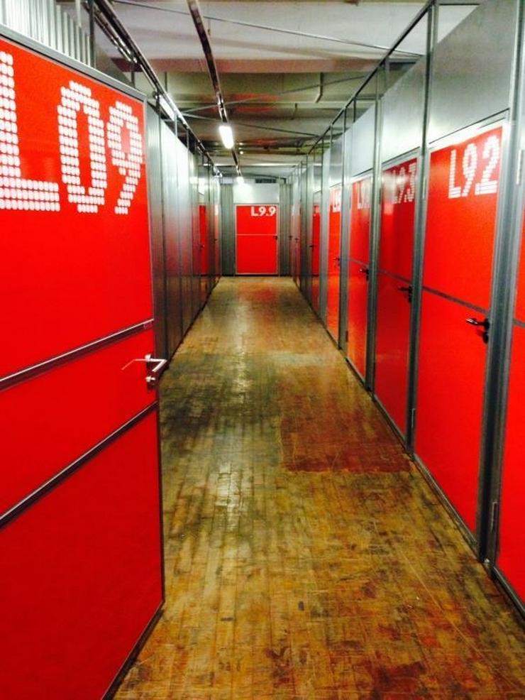 Bild 3: SICHERE LAGERBOX IM ERDGESCHOSS MIT ANDIENUNG ÜBER RAMPE & AUFZUG FÜR 170 EUR/MONAT