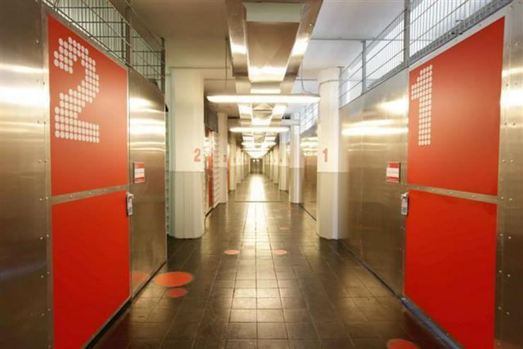 Bild 2: SICHERE LAGERBOX IM ERDGESCHOSS MIT ANDIENUNG ÜBER RAMPE & AUFZUG FÜR 170 EUR/MONAT