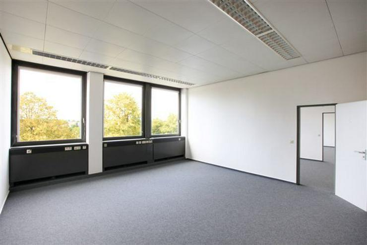 Bild 2: FLEXIBLES BÜRO MIT BLICK INS GRÜNE & TEEKÜCHE & LOUNGEBEREICH FÜR 350 EUR/MONAT