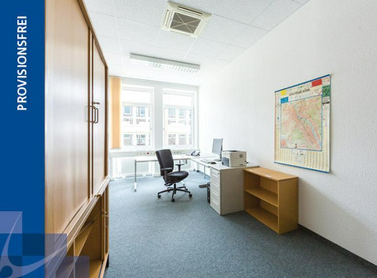 RENOVIERTE BÜROETAGE MIT TOP SERVICE ANGEBOTEN AB 7,75 EUR/m²
