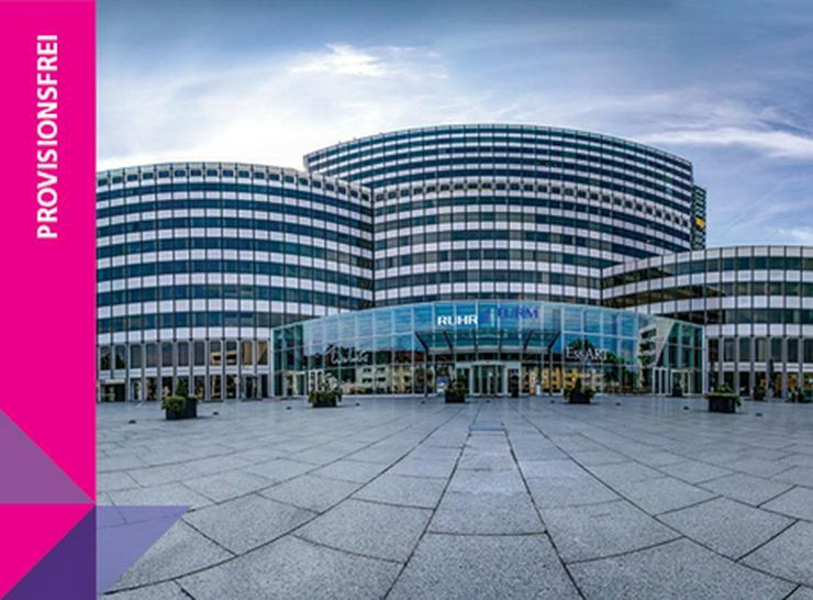 HOCHWERTIGE BÜROS FÜR CONSULTANTS IN DER 8. ETAGE DES RUHRTURMS - Gewerbeimmobilie mieten - Bild 1