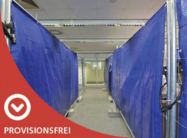FLEXIBLE WARMLAGERFLÄCHEN AB 72 EUR/MONAT - TROCKEN, SICHTGESCHÜTZT & SICHER MIT 24/7 ZU... - Gewerbeimmobilie mieten - Bild 1