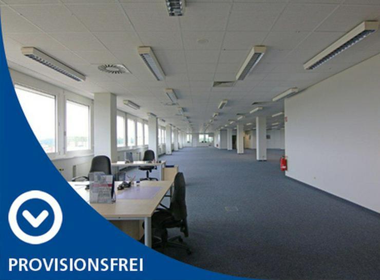 FLEXIBLE TEILBARE & RENOVIERTE HELLE BÜROS MIT TEEKÜCHE & AUFZUG AB 6,50 EUR/m² *BARRIE...