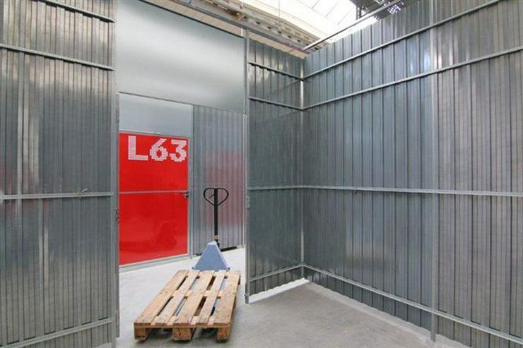 Bild 3: TROCKENE & BEHEIZTE LAGERFLÄCHEN IM ERDGESCHOSS FÜR 105 EUR/MONAT KOMPLETTPREIS *24/7 ZU...