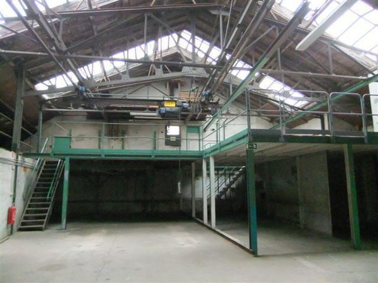 Bild 2: SICHERE LAGERHALLE MIT STARKSTROM, KRANANLAGE, ROLLTOR & 24/7 ZUGANG AB 3,40 EUR/m²