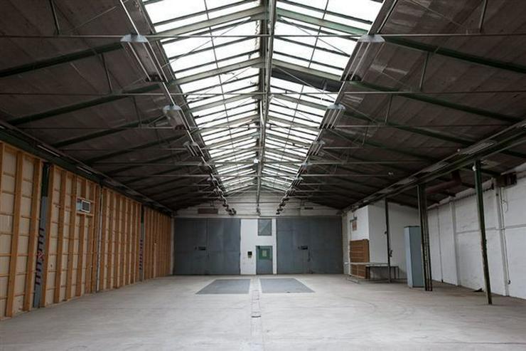 Bild 5: SICHERE LAGERHALLE MIT STARKSTROM, KRANANLAGE, ROLLTOR & 24/7 ZUGANG AB 3,40 EUR/m²