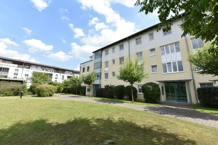 Taucha * Wohlfühl-2ZKB mit sehr großer Terrasse und großem Wohnzimmer * schön sonnig * - Bild 1