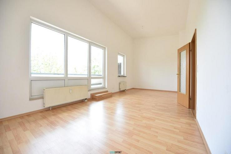 Bild 3: Taucha * Wohlfühl-2ZKB mit sehr großer Terrasse und großem Wohnzimmer * schön sonnig *