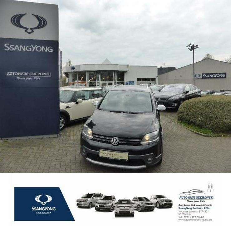 VW Golf VI Cross2.0 TDI DPF DSG*Navi*Xenon*AHK - Golf - Bild 1