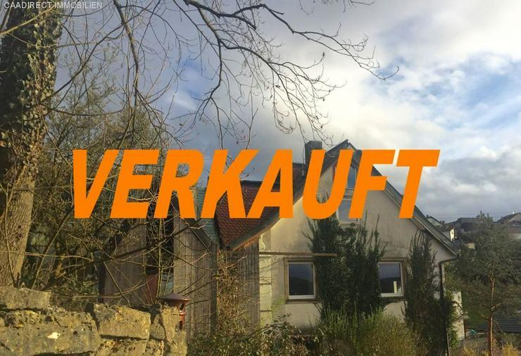 Bild 2: Doppelhaushälfte renovierungsbedürftig in Top-Lage / Brombach-Bühl