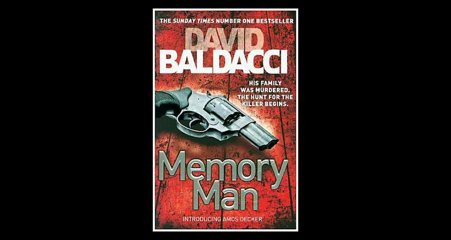 Memory Man, von David Baldacci