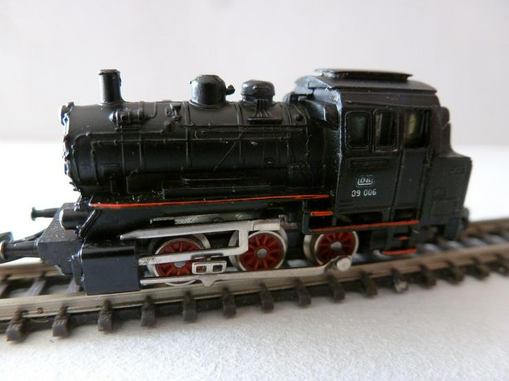mini-club Spur Z Märklin -Tenderlokomotive BR89