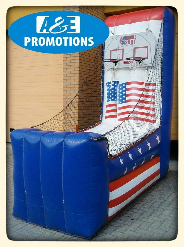 Bild 4: basketball spiel mieten freiheits statur usw.
