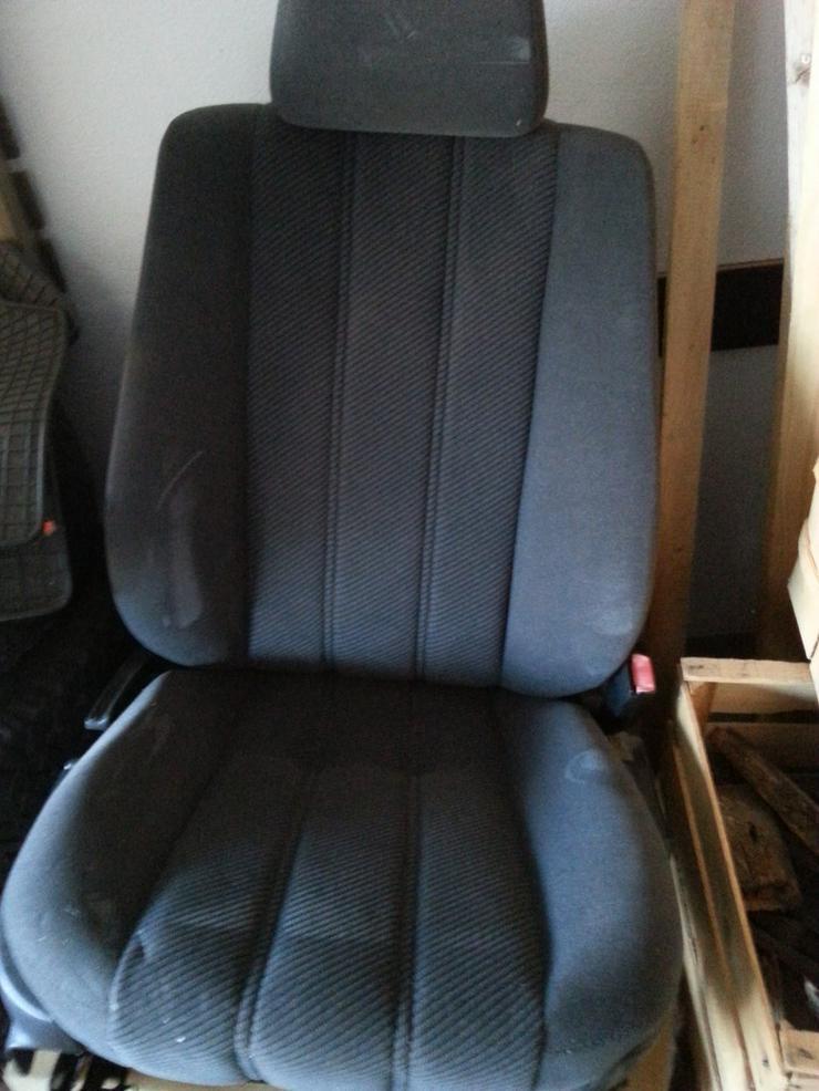 Bmw Beifahrersitz E 34