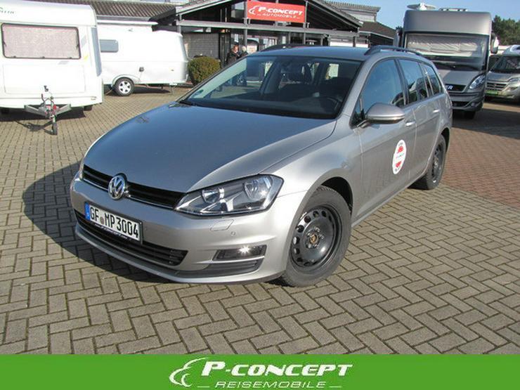 VW Golf Variant 1.6 TDI Comfortline Navi, SitzHZ, u