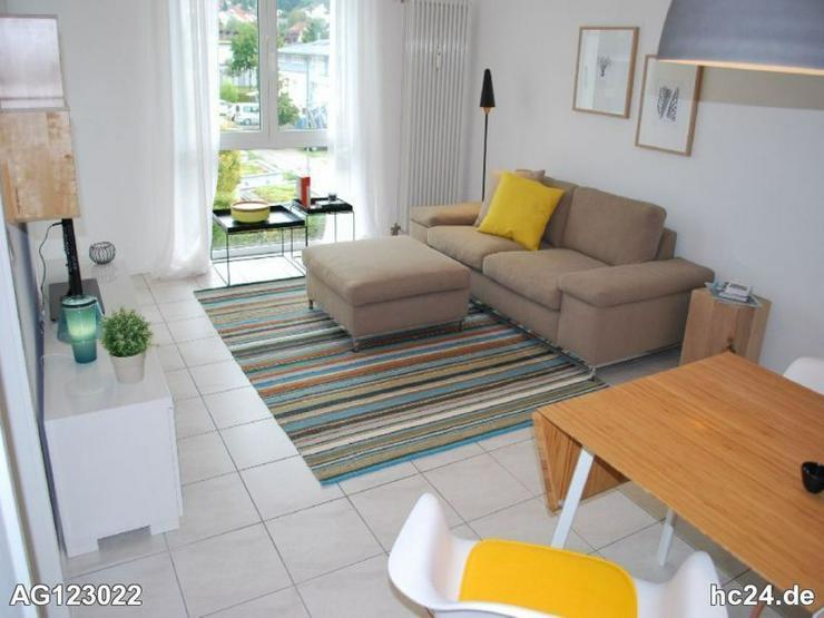 Stilvoll möblierte 2- Zimmerwohnung in Lörrach- Stetten - Bild 1