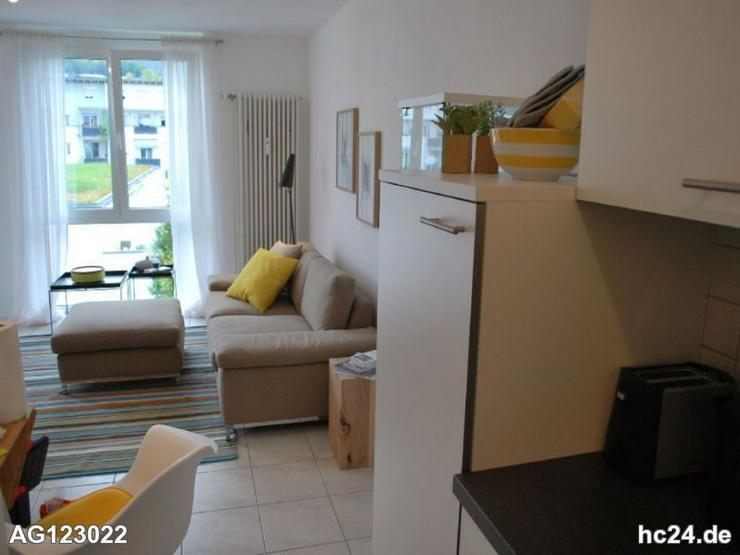 Bild 3: Stilvoll möblierte 2- Zimmerwohnung in Lörrach- Stetten