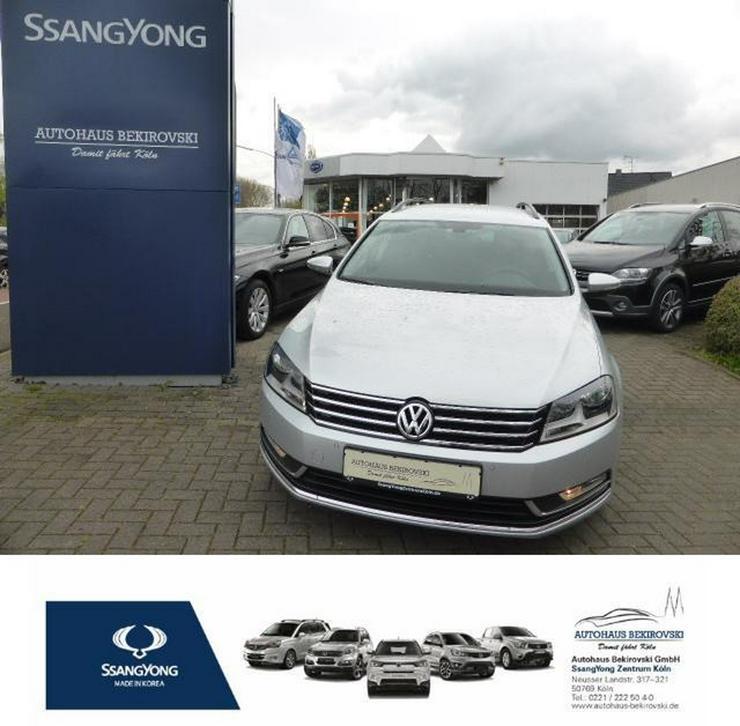 VW Passat Variant 1.4 TSI BMT Comfortline,Navi*Tempo*Winter-Pkt.