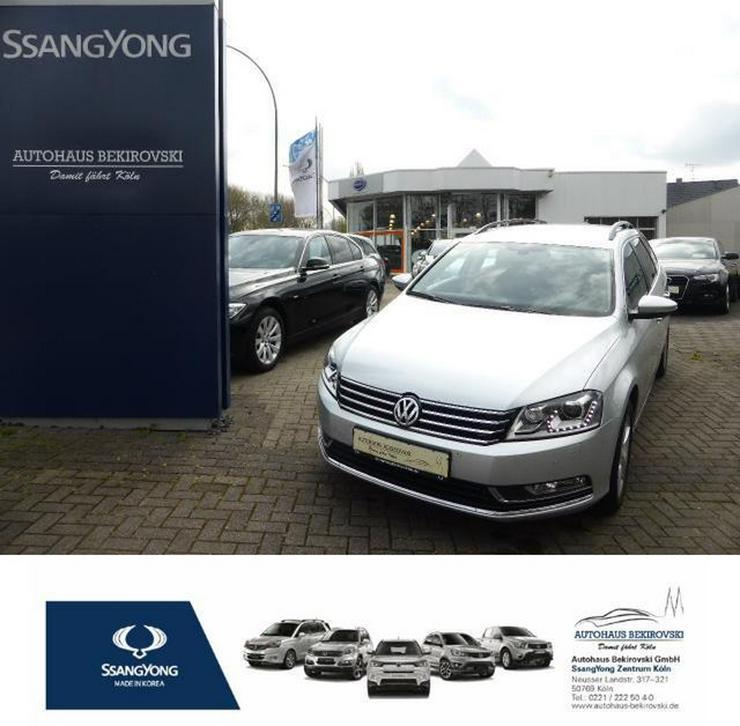VW Passat Variant 2.0 TDI BMT Comf. Xenon*Navi*Rückkam