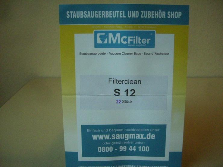 22 Staubsaugerbeutel + 3 Mikrofilter für ältere SIEMENS + BOSCH + PRIVILEG + LLOYDS + NECKERMANN